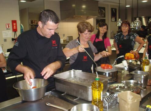 La cabro d or - Cours de cuisine bouches du rhone ...